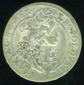 Rakousko Leopold I 1657  1705 XV Krejcar 1694 - C977 | antikvariat - detail numismatiky