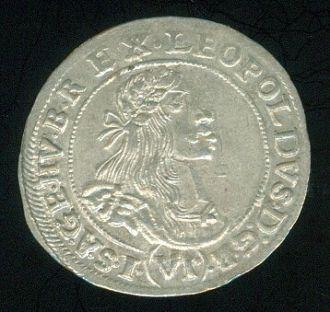 Uhry Leopold I 1657  1705 VI Krejcar 1667 - C984 | antikvariat - detail numismatiky