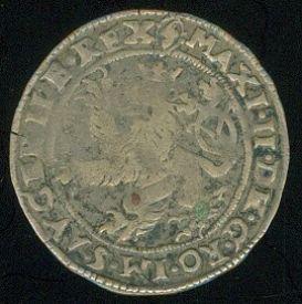Cechy Maxmilian II 1564  1576 Bily gros 1574 - C456 | antikvariat - detail numismatiky