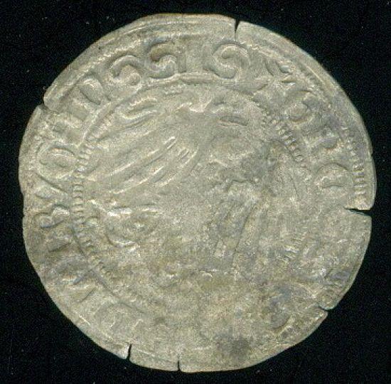 Quedlinburg Hedwiga Saska 1458  1511 Gros - C448 | antikvariat - detail numismatiky