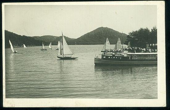 Machovo jezero | antikvariat - detail pohlednice