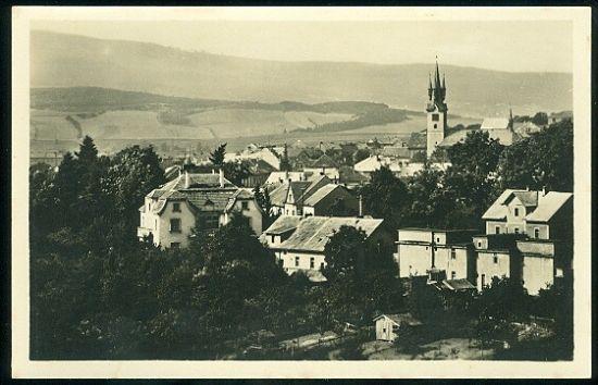 Pribram | antikvariat - detail pohlednice