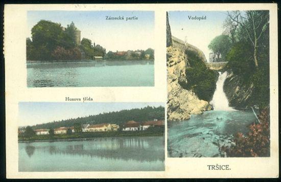 Trsice | antikvariat - detail pohlednice