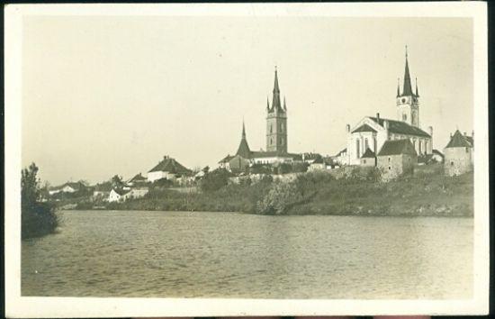 Caslav | antikvariat - detail pohlednice