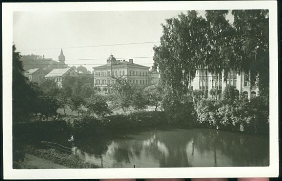 Rtyne v Podkrkonosi   antikvariat - detail pohlednice