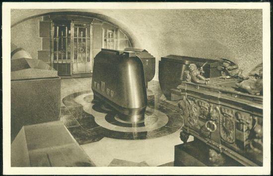 Kralovska hrobka | antikvariat - detail pohlednice