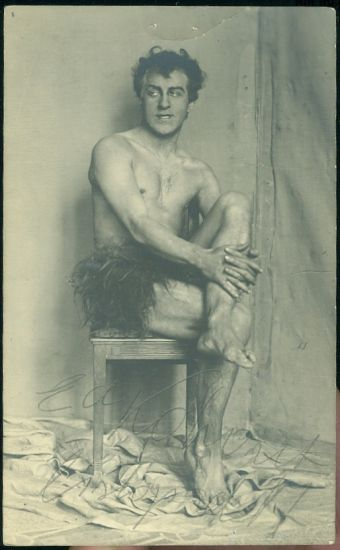 Eduard Kohout  PODPIS | antikvariat - detail pohlednice