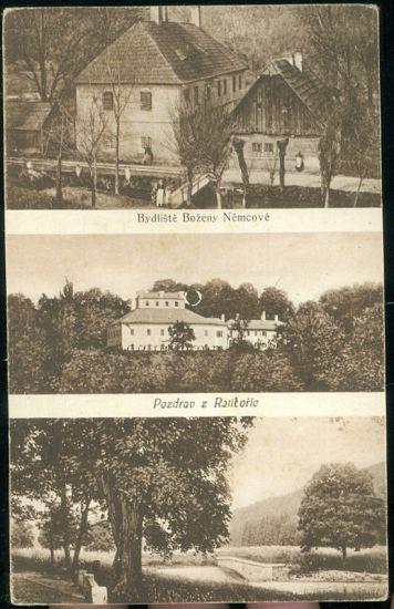 Ratiborice | antikvariat - detail pohlednice